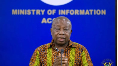 Photo of Ghana's Health Minister elected to WHO Executive Board
