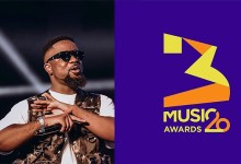 Photo of Sarkodie  wins 5Awards At 3 Music Awards 2020