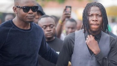 Photo of What Stonebwoy said when asked if he misses Blakk Cedi