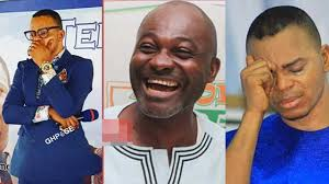 Photo of Bishop Obinim is an Actor – Kennedy Agyapong