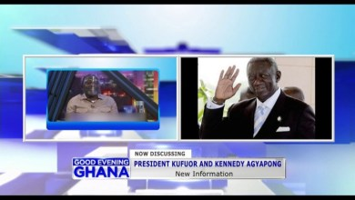 Photo of Kufuor and Kennedy Agyapong feud goes deeper than partisan politics – Adom-Otchere claims