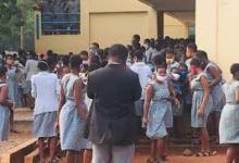 Photo of Accra Girls SHS record new 6 coronavirus cases