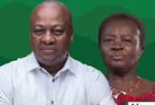 "Photo of It's the right time to have a Female Vice-President"" – Mahama reveals"