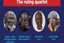 Photo of NDC releases names and pictures of the alleged 'Family and Friends government' run by the ruling NPP Government