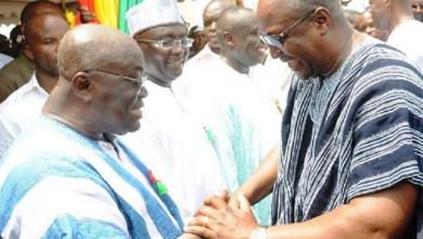 Photo of I am a Commissioner General, Nana Addo only cuts sod- Mahama mocks