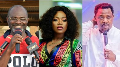 Photo of You are a 'Liar', Mzbel descends heavily on Kennedy Agyapong