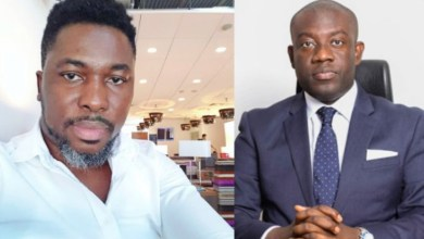 Photo of Photos: A Plus fires Kojo Oppong Nkrumah and reveals deep secret of him