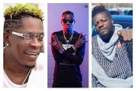 Photo of Video: Joint 77 goes hard on Pope Skinny over his comment about Shatta Wale's music video with Beyonce
