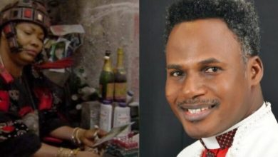 Photo of Revealed: Nana Agradaa Shockingly Reveals What She Does with Prophet Amoako Atta of Freedom Chapel