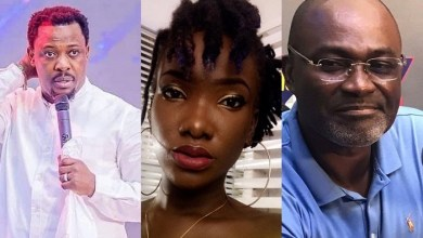 Photo of Video: Prophet Nigel Gaisie Raped and Killed Ebony Reigns-Kennedy Agyapong Alleges