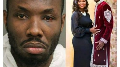 Photo of Emotional moment as Killer pastor's wife is laid to rest [Video]