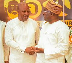 Photo of We can't entrust free SHS in your care because you never believed in it – Bawumia to Mahama