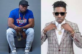 Photo of Video: DKB punches Shatta Wale in new video (Watch)