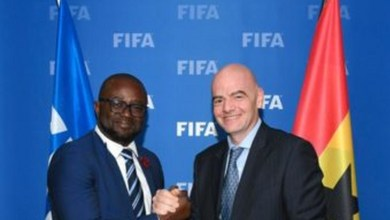 Photo of FIFA consoles Offinso accident victims