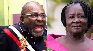 Photo of Deal with Kennedy Agyapong just as 'Montie 3' – Naana Jane tells Judiciary