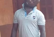 Photo of Photos: Broken hearted man k!lls girlfriend and commits suicide to escape Police arrest