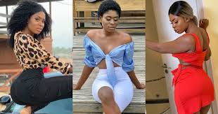 Photo of Video: Yaa Jackson puts her b00bs on display in latest video (Watch)
