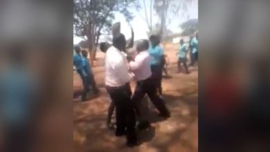 Photo of HOT VIDEO:President Of Guinea Alpha Conde Reportedly Fights With His Chief Of Staff