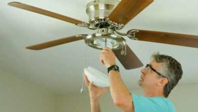 Photo of Stop Using Ceiling Fans In Your Homes, It Causes These 3 Health Problems