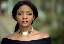 Photo of Simi has this to say about Nigeria (Screenshot)