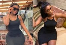 Photo of Wendy Shay replies underground artiste who disrespected her (Screenshot)