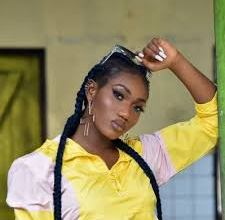 Photo of Wendy Shay begs President Akufo-Addo