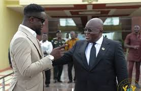 Photo of My 'Happy Day' song isn't a campaign song for NPP – Sarkodie retaliates