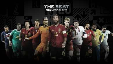 Photo of Full nominees' list of The Best FIFA Player of the Year Awards 2020