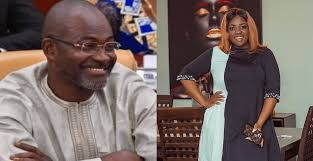 Photo of Video: Tracey Boakye apologizes to Kennedy Agyapong (Watch)