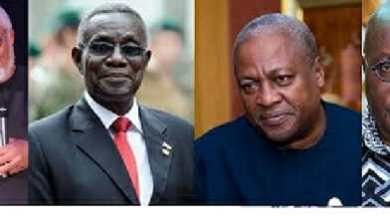 Photo of Popular nicknames of Ghanaian presidents in the 4th republic