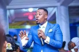 Photo of Prophet Nigel Gaisie Curses Church Member For Voting For NPP