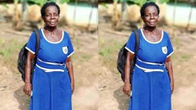 Photo of Revealed: BECE results of 60 year old Elizabeth Yamoah surfaces