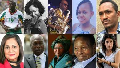 Photo of Check out some prominent African deaths of 2020