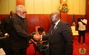 Photo of Rawlings family accepts Prez Akufo-Addo's proposal to rename UDS- Tamale after the late Jerry John Rawlings