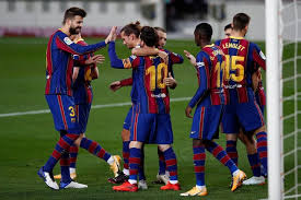 Photo of Three Barcelona players are set to leave in January