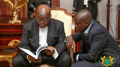 Photo of Just In: Names of Akufo-Addo's 46 Ministers DROP: Check list