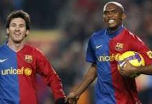 Photo of Eto'o picks Messi's Successor At Barcelona