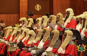Photo of Meet the judges hearing the election petition case