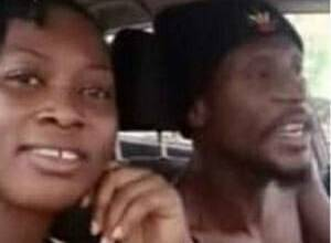 Photo of Okomfour Kwadee returns from rehab, cruises in town with girlfriend (Watch Video)