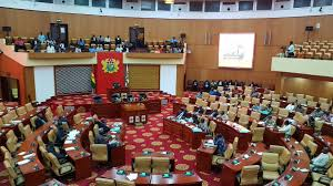 Photo of NPP MPs storm Parliament at 4am; take Majority seats (Photos)