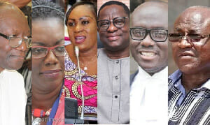 Photo of Akufo-Addo imposes scandal-laden ministers on NPP-vetting to expose many of them