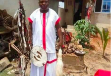 Photo of Photos: Native Doctor Impregnates Pastor's Wife