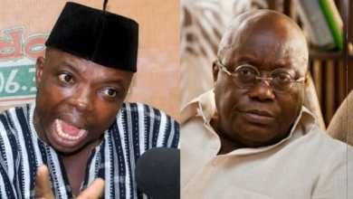 Photo of I Can't Do It Anymore: I Met Akufo Addo And Told Him The Truth – Abronye Tells It All