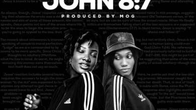 Photo of Ebony – John 8:7 Ft Wendy Shay (Prod. By MOG Beatz)