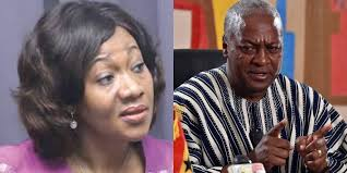 Photo of Don't let Mahama subpoena me to testify – Jean Mensa begs Supreme Court