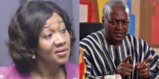 Photo of Don't let Mahama subpoena me to testify – Jean Mensa begs Supreme Court