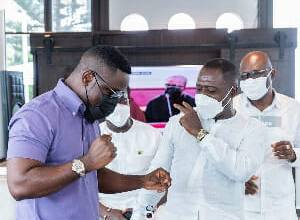 Photo of How Sarkodie lured Despite to dance to 'Happy Day' on 59th birthday