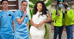 Photo of My Children won't marry any Ghanaian lady – Afia Schwarzenegger warns