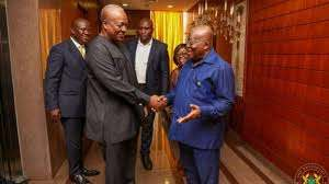 Photo of Nana Akufo Addo Rates 2nd Best President Ever In The History Of Ghana; John Mahama's Position Shocking