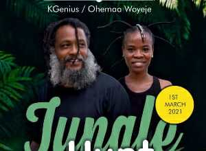 Photo of Ohemaa Woyeje set to release first reggae single titled 'Jungle hunt'